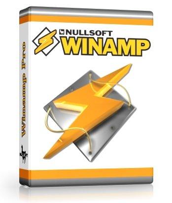 البرنامج Winamp Gold الشهير مجال